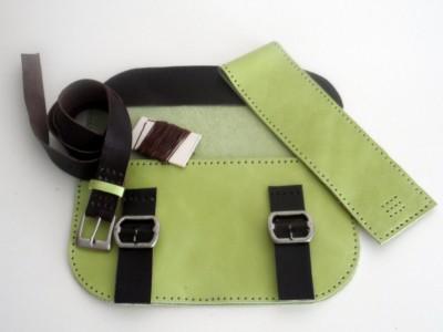 Les sacs cuir en kit